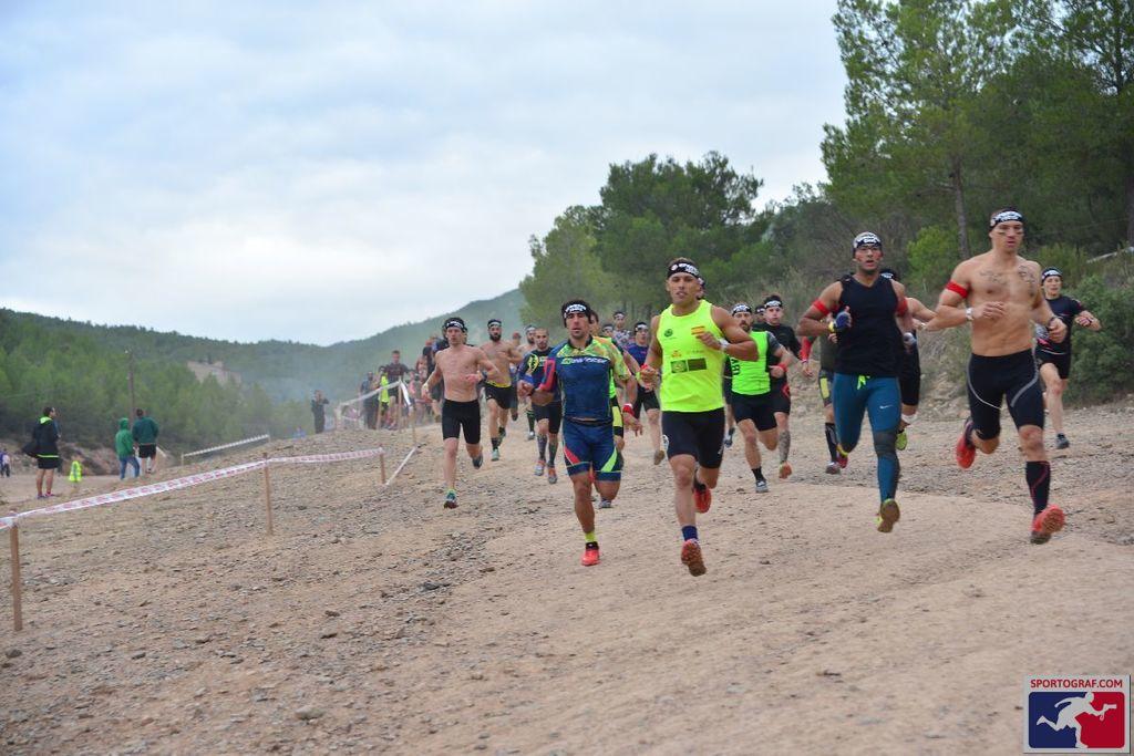 Spartan Race start